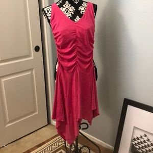 Pink Party Sparkle and Twirl Dress